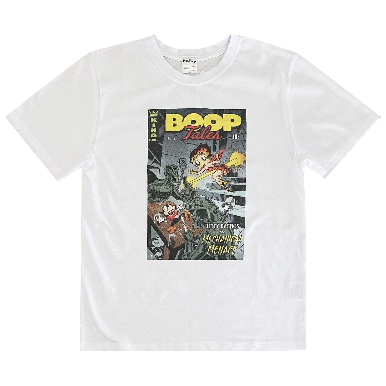 ベティー ブープ™ Tシャツ コミック(L)