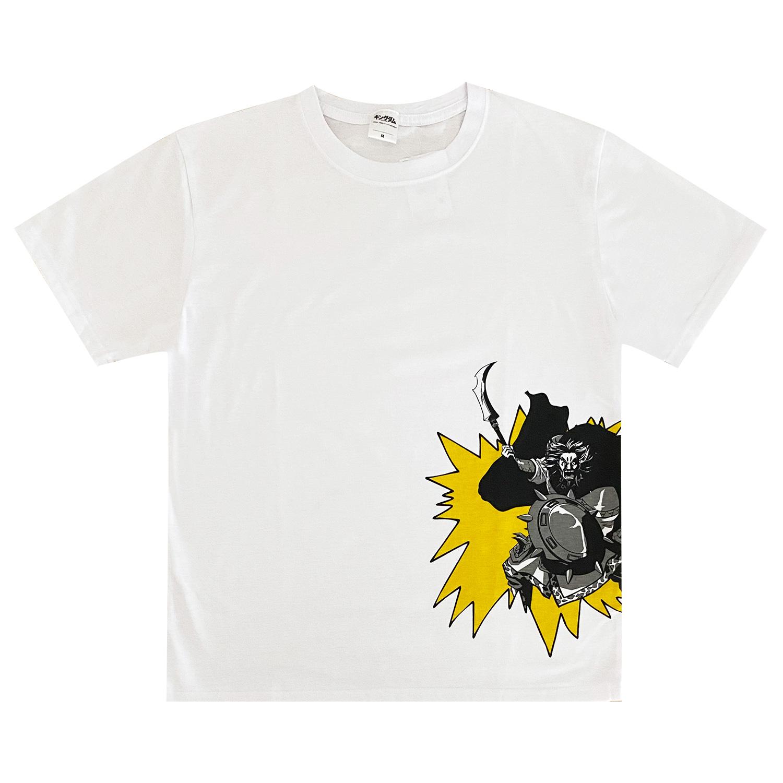 キングダム/Tシャツ/麃公(L)