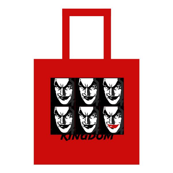 キングダム カラートートバッグ 王騎