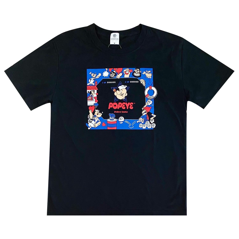 POPEYE Tシャツ ゲーム(M)