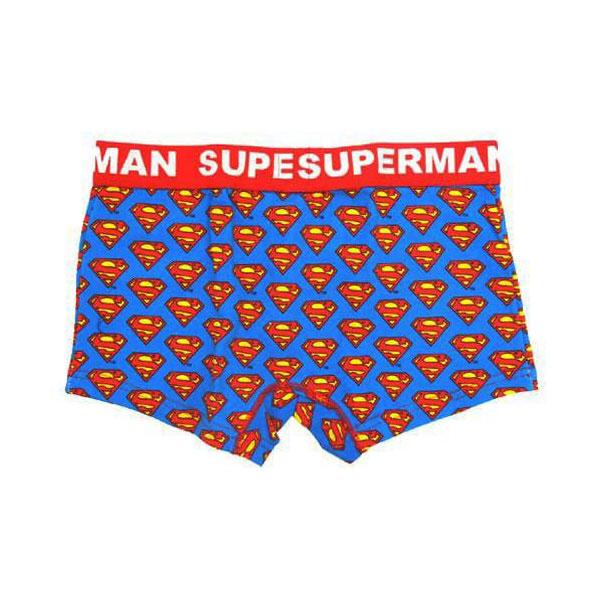 スーパーマン ボクサーブリーフ アイコン(Mサイズ)