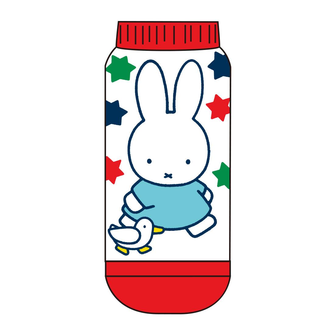 【レディース】キャラックス ディック・ブルーナ miffy and Animals アニマルRD