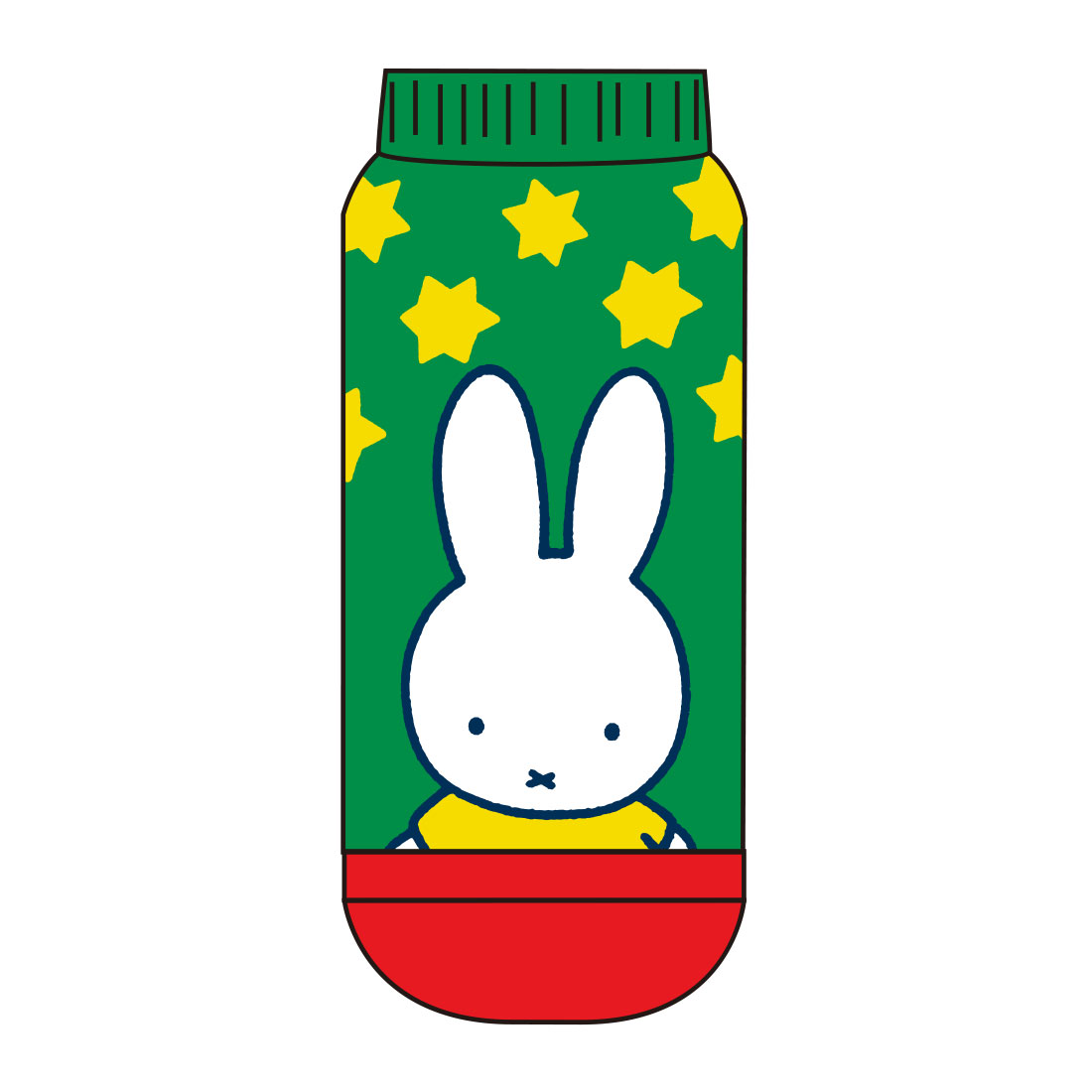 【レディース】キャラックス ディック・ブルーナ miffy and Animals アニマルGR