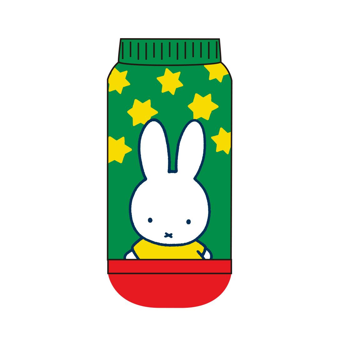 【キッズ】キャラックス ディック・ブルーナ miffy and Animals アニマルGR