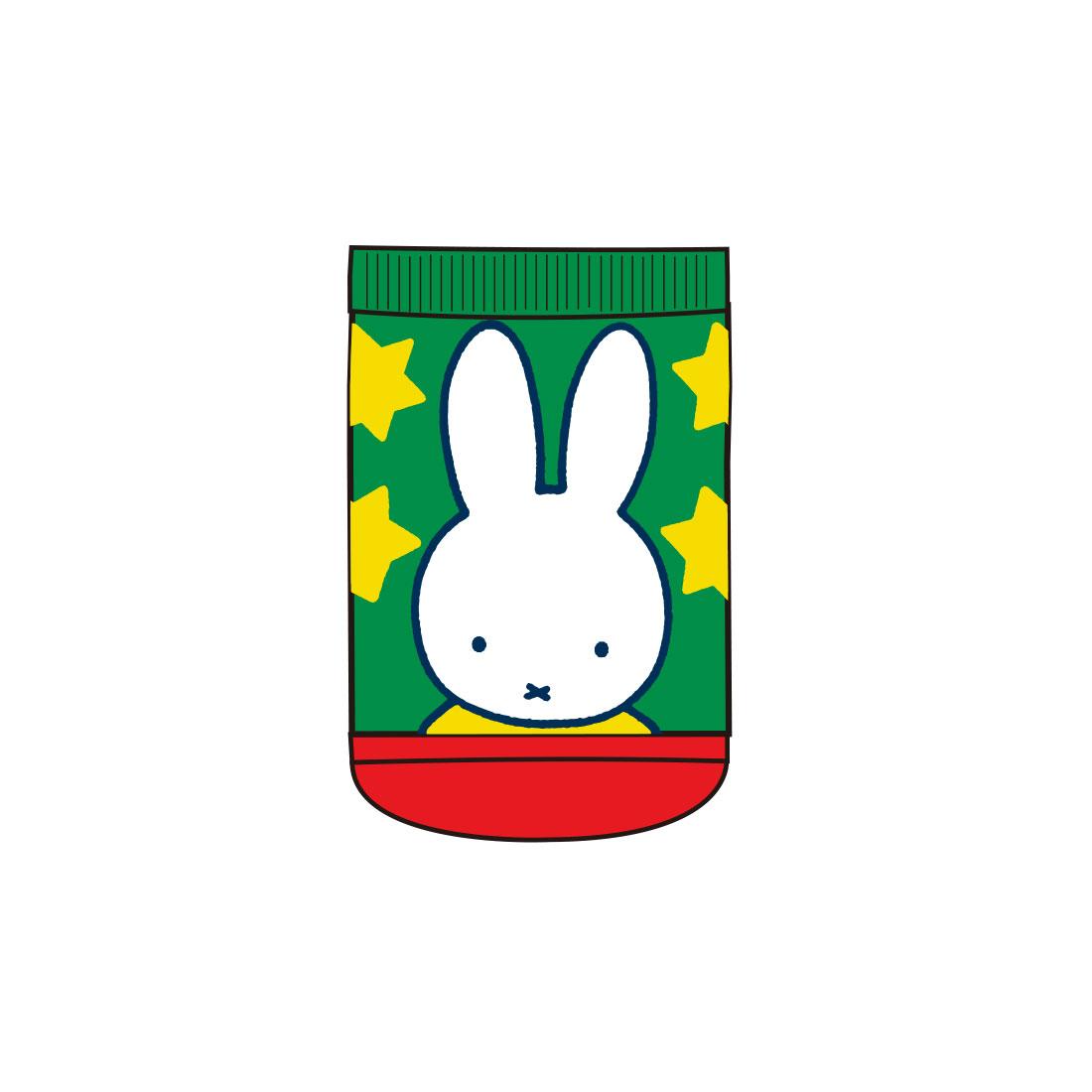 【ベビー】キャラックス ディック・ブルーナ miffy and Animals アニマルGR