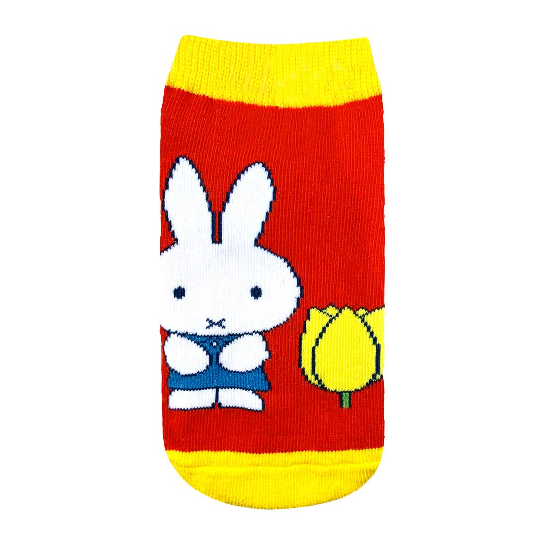 【キッズ】キャラックス ディック・ブルーナ miffy and tulips チューリップRD