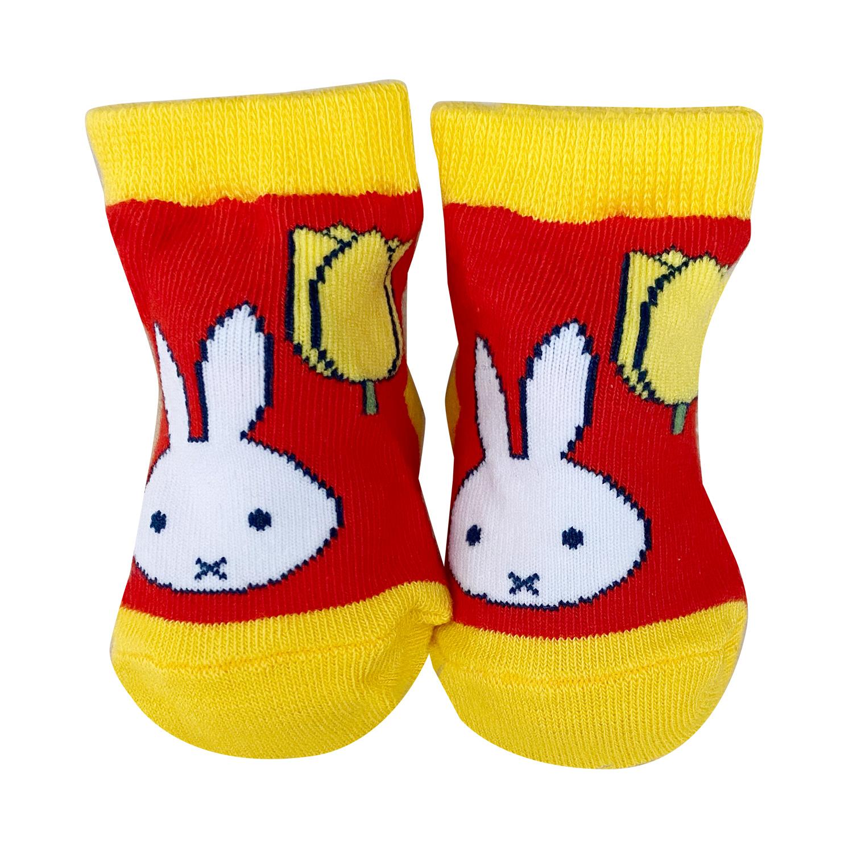 【ベビー】キャラックス ディック・ブルーナ miffy and tulips チューリップRD