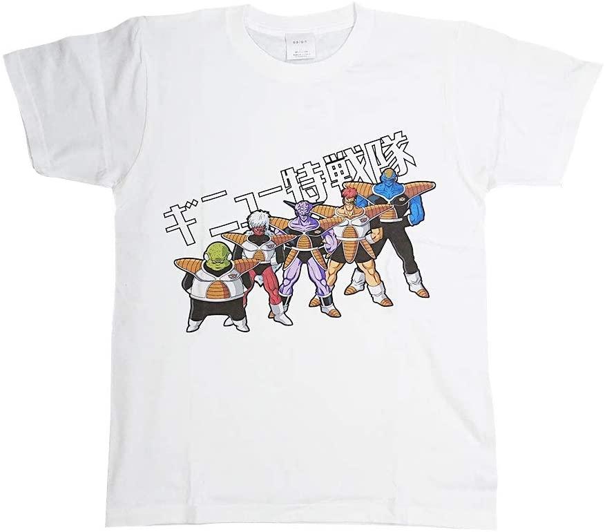 ドラゴンボール Tシャツ ギニュー特戦隊(Mサイズ)