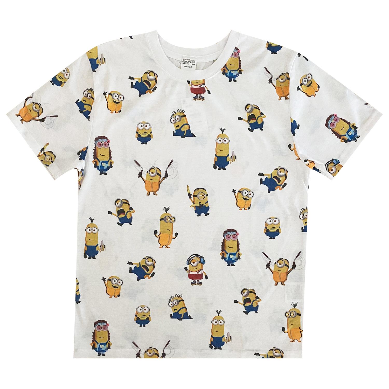 ミニオンズ Tシャツ コスチューム パターン(L)