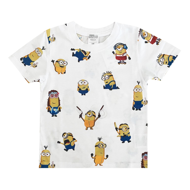 ミニオンズ Tシャツ コスチューム パターン(キッズ110)