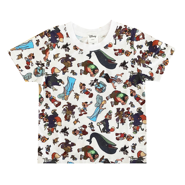 ピノキオ/Tシャツ/パターン(キッズ110)