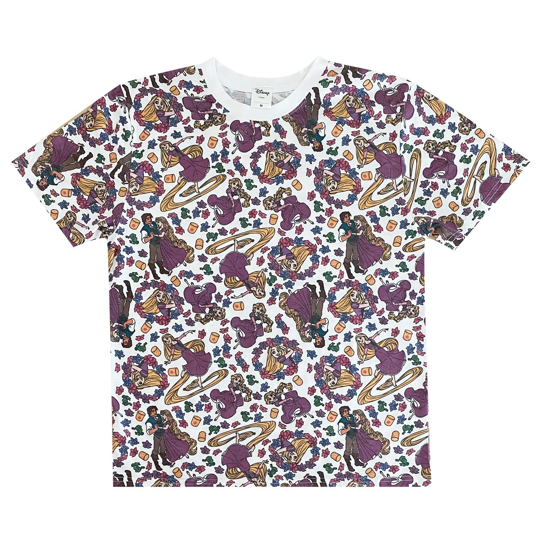 塔の上のラプンツェル/Tシャツ/ラプンツェル/パターン(L)