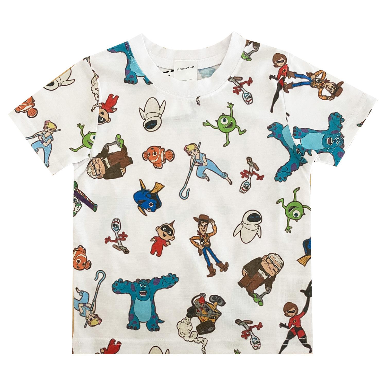 ピクサー/Tシャツ/パターン(キッズ110)
