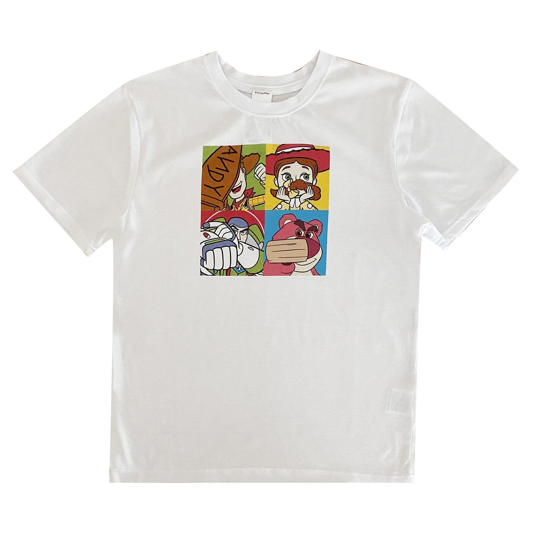 ピクサー/Tシャツ/かくれんぼ(M)