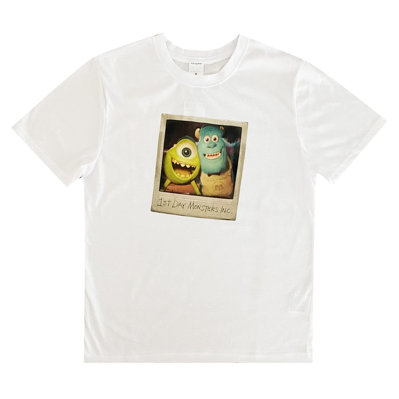 モンスターズ・インク/Tシャツ/1stDAY(L)