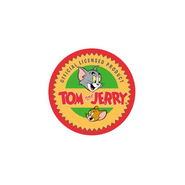 トムとジェリー キャラクターステッカー サークル