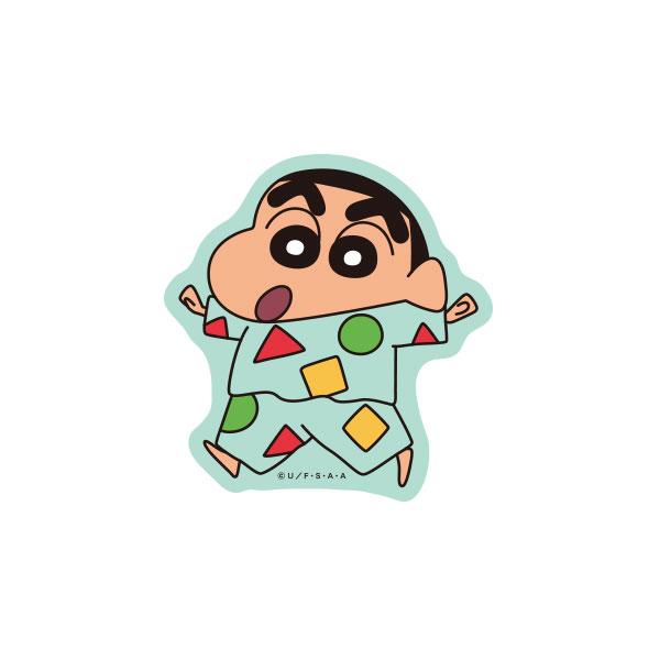 クレヨンしんちゃん キャラクターステッカー パジャマのしんのすけ