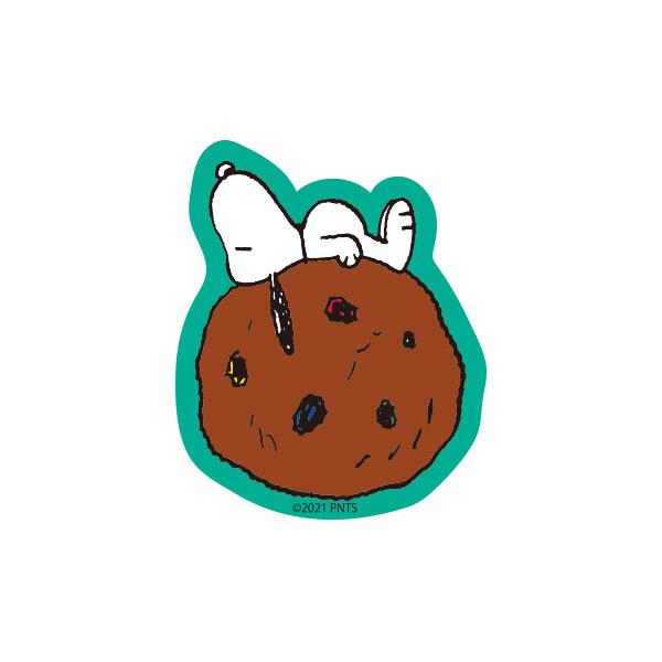 PEANUTS キャラクターステッカー クッキー