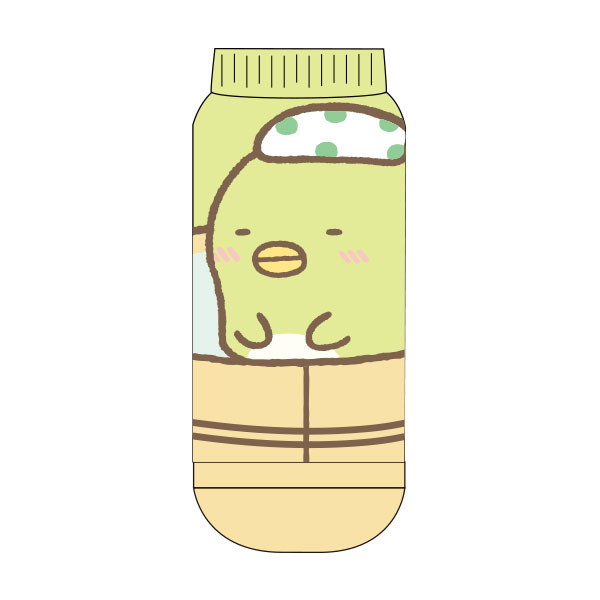 【レディース】もっこもこ靴下 すみっコぐらし ぺんぎん?
