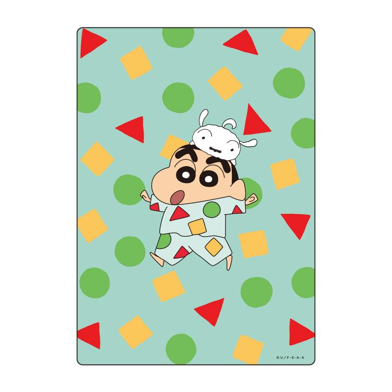 クレヨンしんちゃん 下敷き パジャマ
