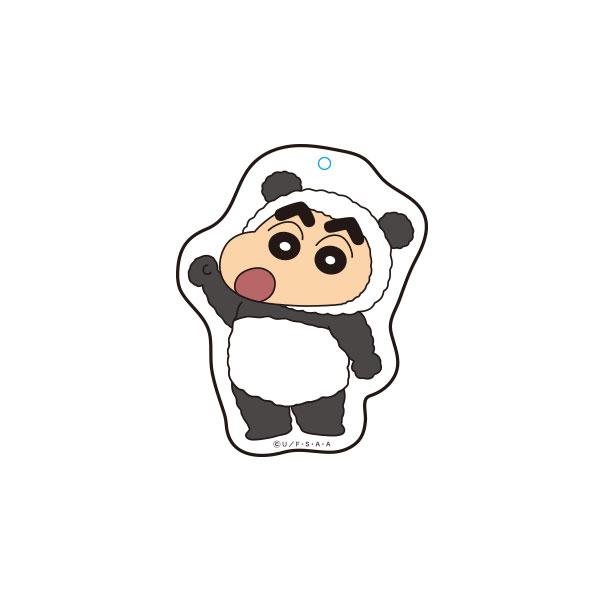 クレヨンしんちゃん アクリルキーホルダー  なりきりパンダ