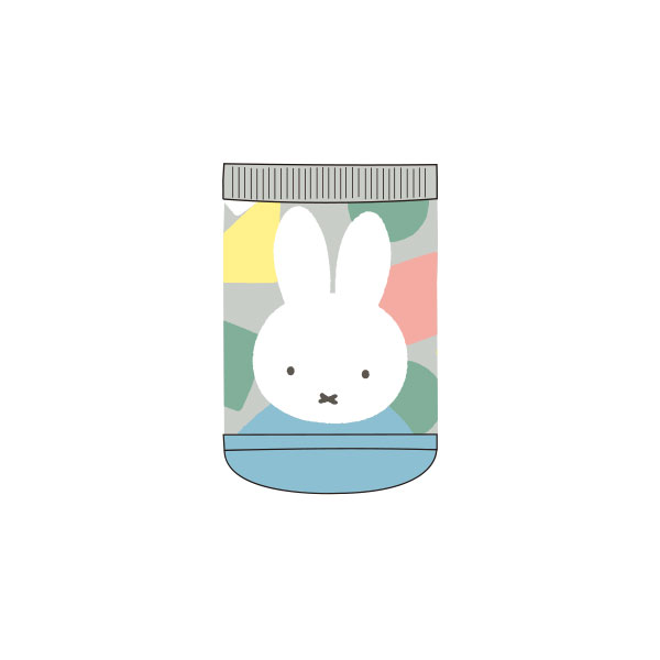 【ベビー】キャラックス ディック・ブルーナ ミッフィー ブルー