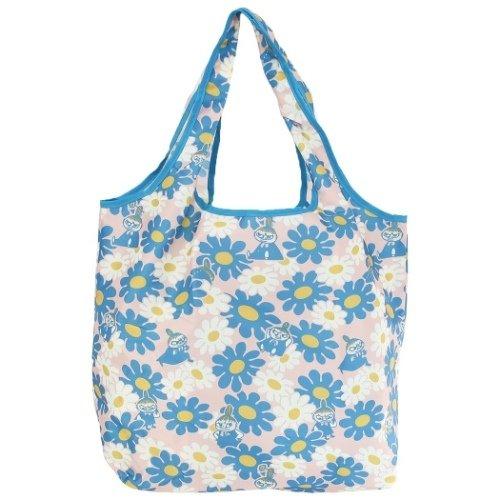 ムーミン くるくるショッピングバッグ 大きいお花