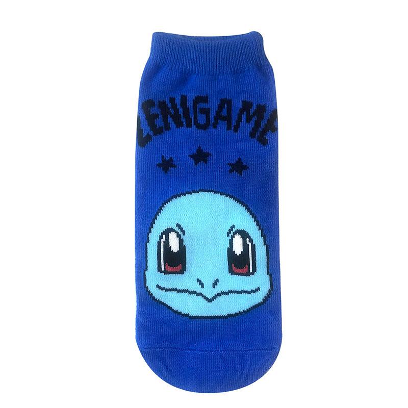 【レディース】キャラックス ポケットモンスター ゼニガメとロゴ