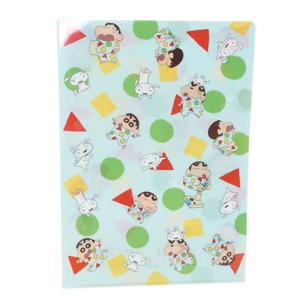 クレヨンしんちゃん A4クリアファイル しんちゃんパジャマ