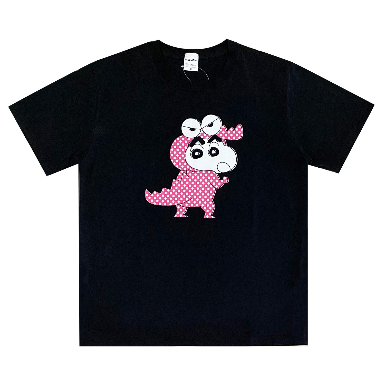 クレヨンしんちゃん Tシャツ ワニ山しんちゃん(M)