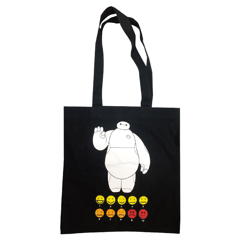 ベイマックス/カラートートバッグ