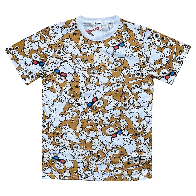 グレムリン Tシャツ 総柄(Mサイズ)