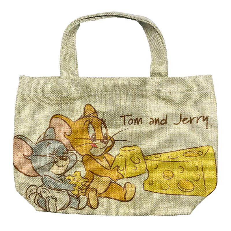 トムとジェリー ランチバッグ ジェリー&タフィー
