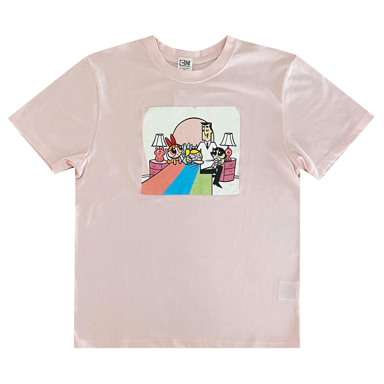 パワーパフ ガールズ Tシャツ ガールズのお部屋(M)