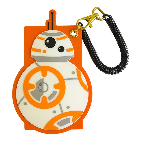 STAR WARS ICカードケース BB-8