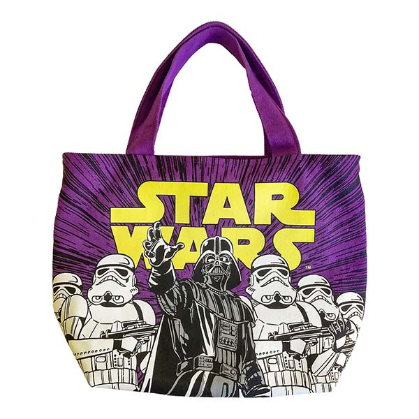 STAR WARS マチ付バッグ 帝国軍