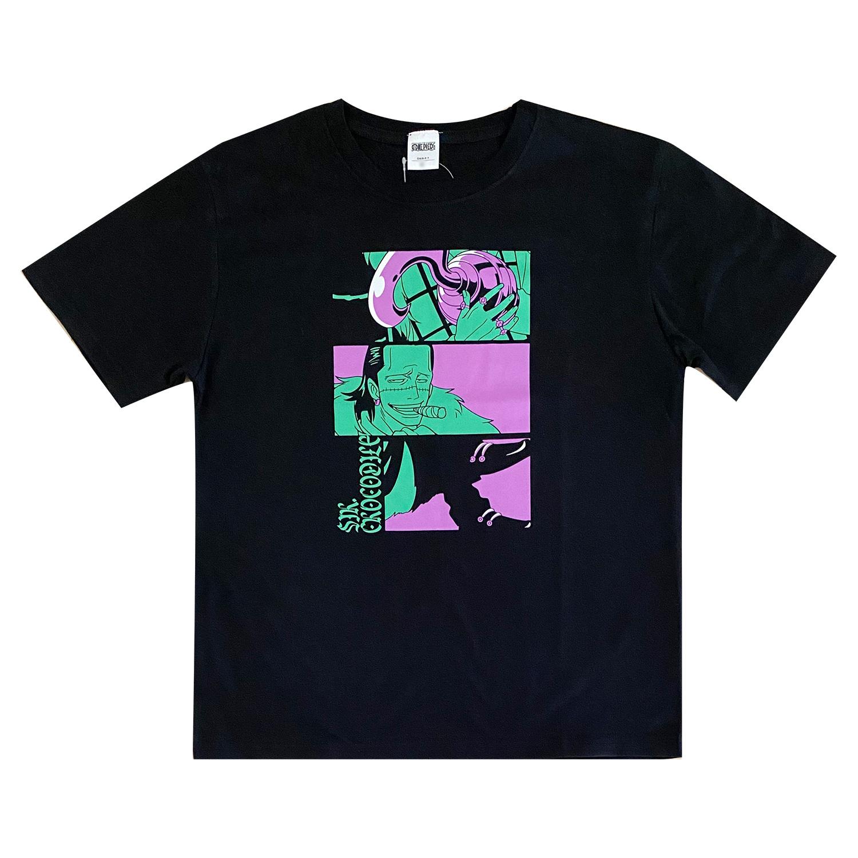 ONE PIECE Tシャツ クロコダイル(L)